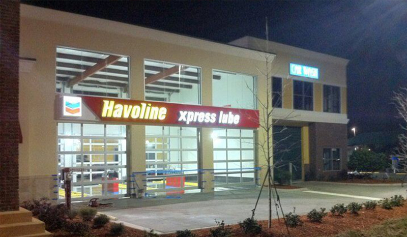 Havoline oil change coupons