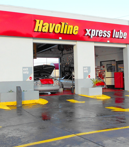 Havoline Xpress Lube Store mobile