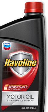 Havoline Conventional Motor Oil