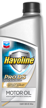 Havoline PRO DS Full Synthetic Motor Oil