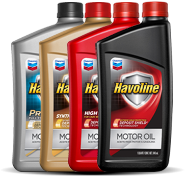 Havoline Oil Change
