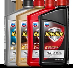 Havoline Oil
