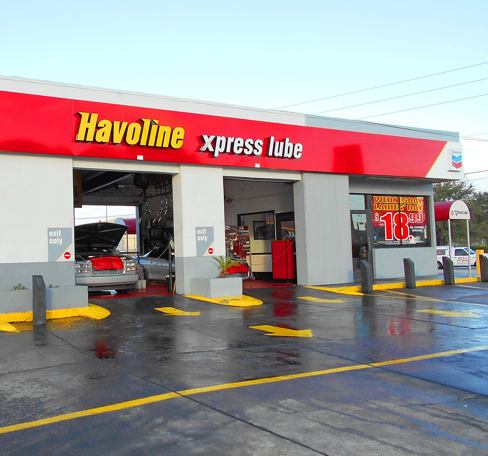Havoline Xpress Lube Store